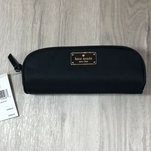 Kate Spade Small Pouch Pencil Case Makeup Bag